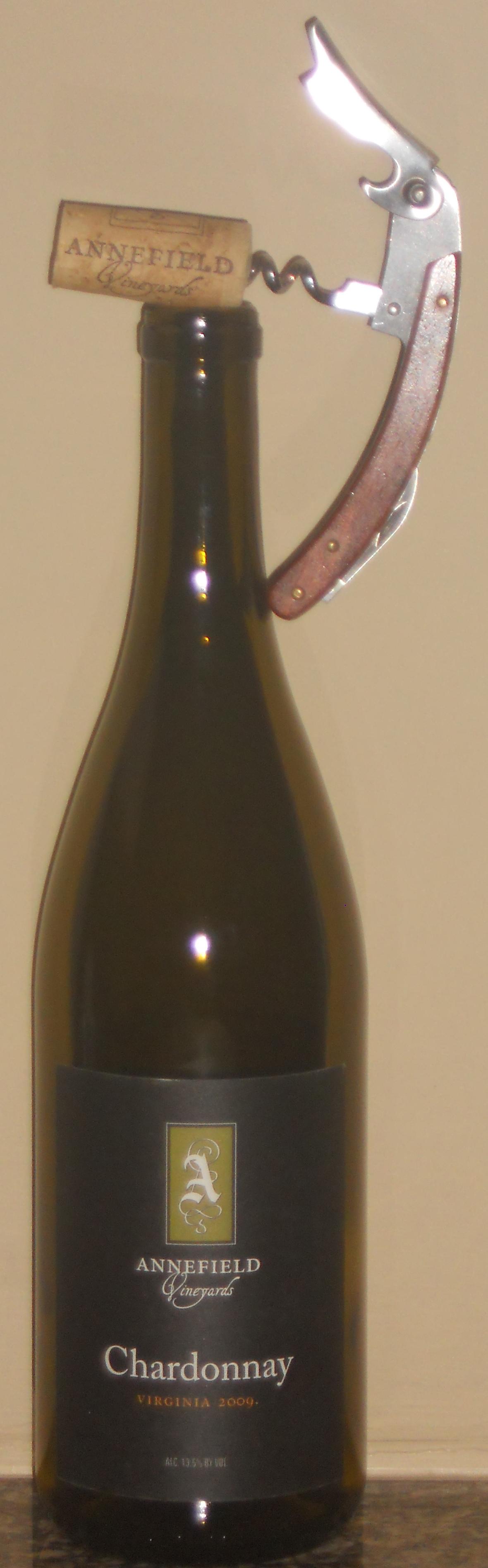 2009 Virginia Chardonnay Tasting, Part Deux