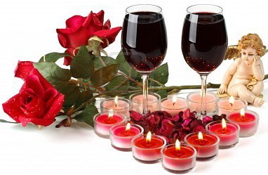 Twenty-Wine Days of February: Day 14, Anniversary and Valentine's Day and Love and Stuff