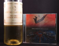 Wine and CD