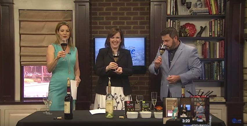 Daytime Blue Ridge- National Wine Day